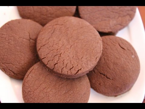 Easy Chocolate biscuits