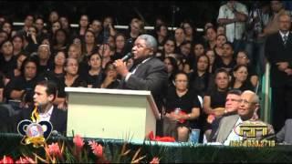 Pr. Genival Bento - Cavadores de Tijolos, Escola de Obreiros Alagoas 2014