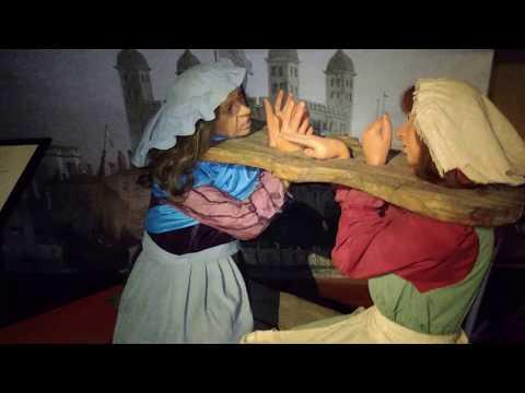 . Санкт-Петербург. Музей пыток Средневековья