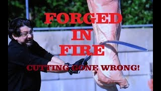 Forged In Fire Cutting Gone Wrong