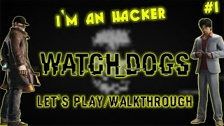 Watch Dogs EP.1 Let's Play/Walkthrough [HD ITA]