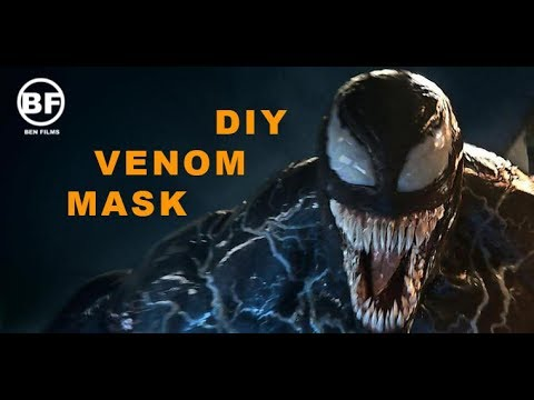 How to make a Venom mask