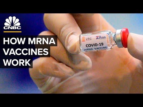 What Is An mRNA Coronavirus Vaccine?