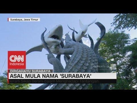 Asal Mula Nama 'Surabaya'