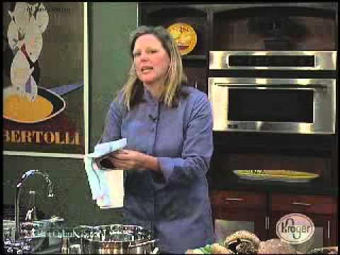 Kroger Creations with Chef Meg Galvin #24 (All about Mushrooms)