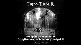 Dream Theater - In The Name Of God (subtítulos en español)