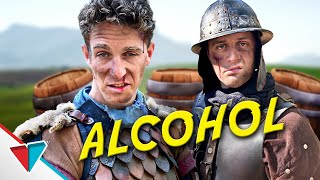 Getting drunk in games - Alcohol