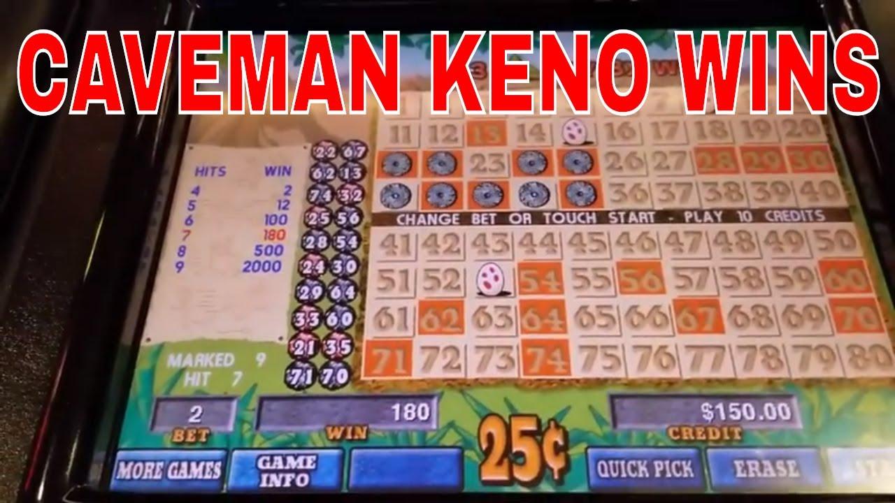 Keno Video Slots