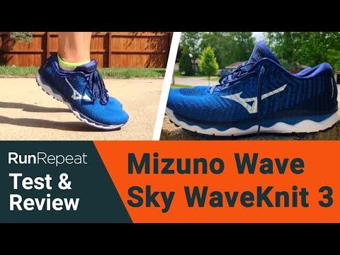 mizuno wave sky 2 45 review