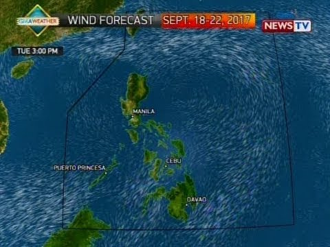 BT: Weather update as of 12:11 p.m. (September 17, 2017)