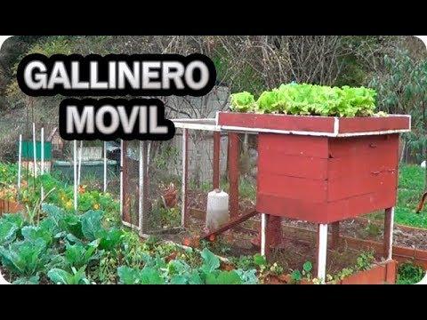 Como Usar Y Ventajas De Un Gallinero Móvil O Chicken Tractor    La Huertina De Toni