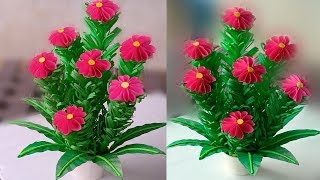 decoration paper flowers / easy paper flower crafts / paper crafts easy
