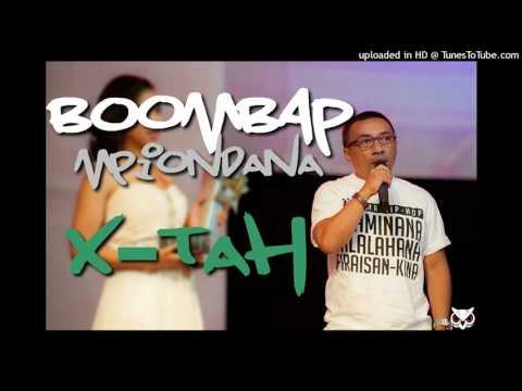 BOOMBAP MPIONDANA - X-TAH (Officiel Audio - 2016)