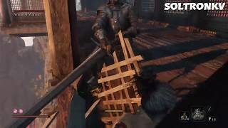 Sekiro Shadows Die Twice : How To Skip Armored Warrior