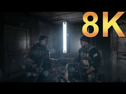 Battlefield 4 8K Ultra Settings Gameplay High Resolution PC Gaming 4K | 5K | 8K And Beyond