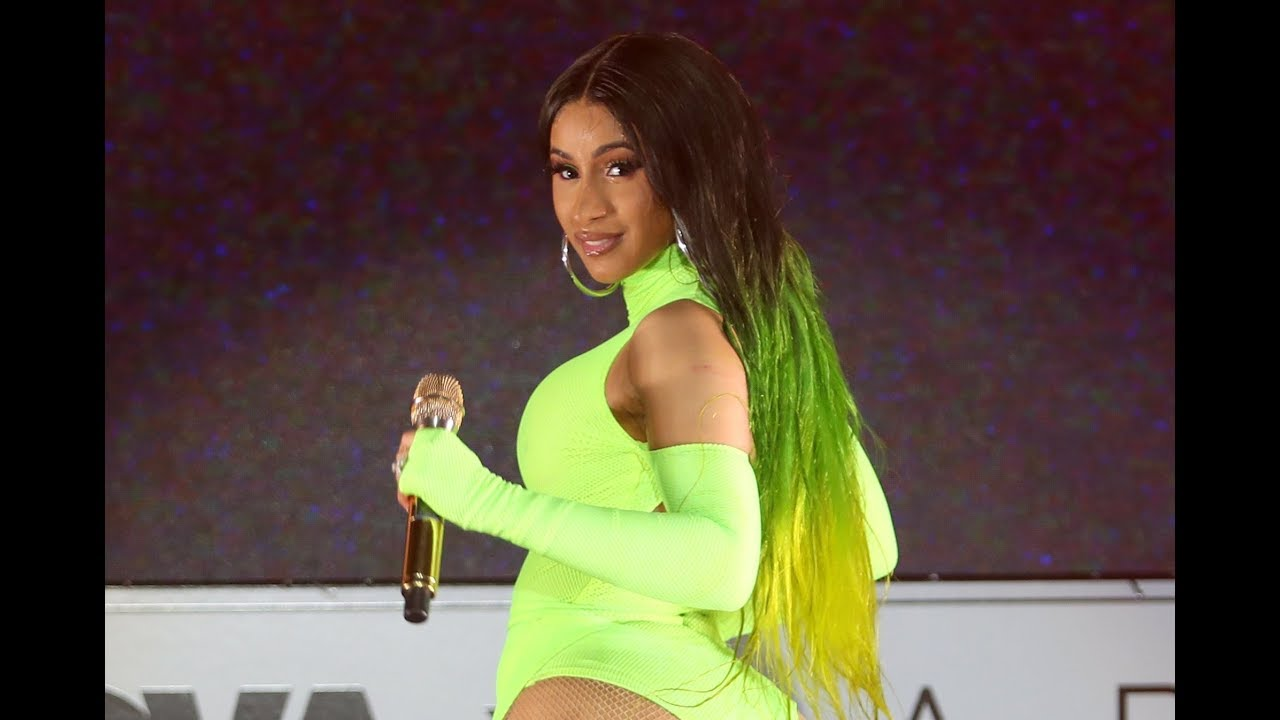 Cardi B Reportedly Pursuing Legal Action Against Hackers: Cardi B Vacations With Husband Offset In Vintage Louis