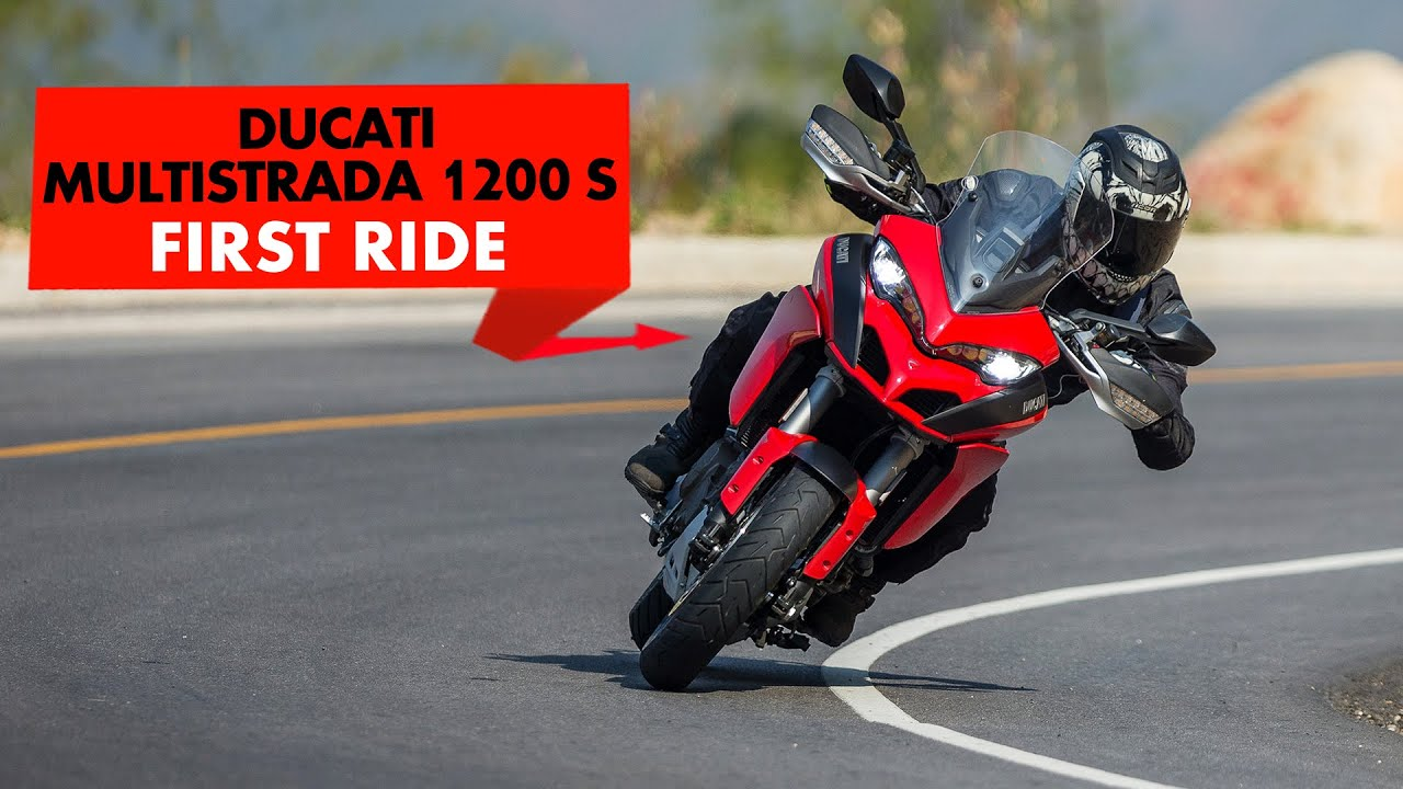 ducati multistrada 1200 s first ride powerdrift youtube. Black Bedroom Furniture Sets. Home Design Ideas