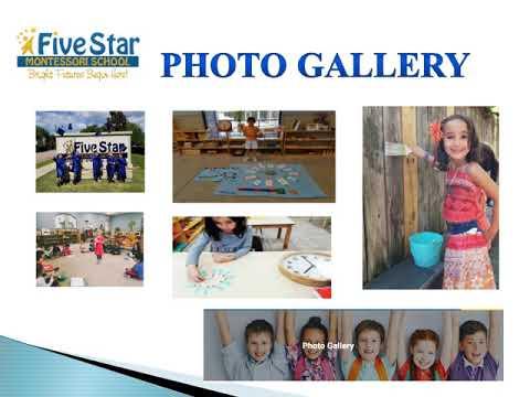 Montessori is School in Katy|Five Star Montessori School