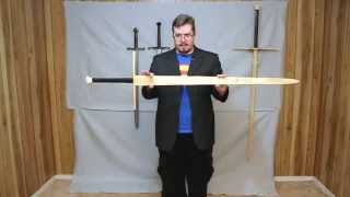 When a Longsword becomes a Greatsword