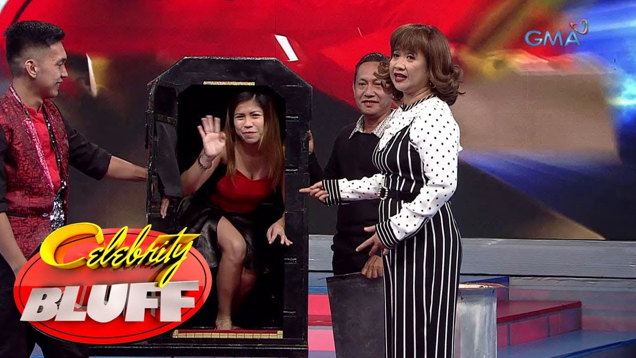 'Celebrity Bluff' Outtakes: Nice meeting you, Ana and Lyn!