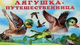 Лягушка путешественница.(frog dares).АУДИОСКАЗКА на ночь слушать онлайн(Сказки для детей.Лягушка путешественница.(frog dares).АУДИОСКАЗКА на ночь слушать онлайн. Добрая детская сказка...., 2016-03-12T19:51:09.000Z)