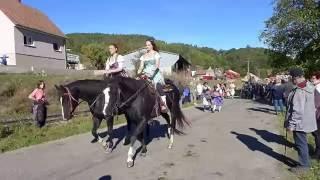 La Fête de la Transhumance - 2016 - Muhlbach-sur-Munster