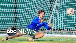 Student found dead near Cornell University after attending off-campus frat party l ABC News