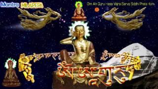 Mantra Milarepa - Tâm Chú Đức Milarepa Vĩ Đại _ Xoay