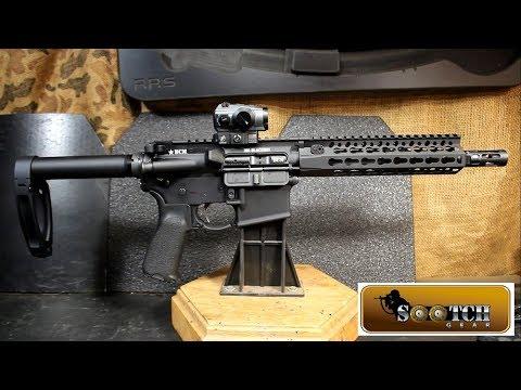 Gear Head Works Tail Hook AR Pistol Brace