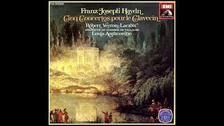 F. J. Haydn: Harpsichord Concerto in D major (III. Rondo all