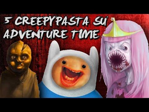 5 Creepypasta che non sai su Adventure Time