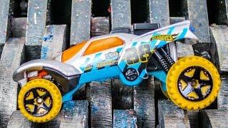 Shredding Hot Wheels Formula Space 5 Pack! Formula Space Cars Destroyed