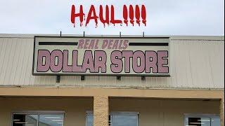 Real Deals Dollar Store Haul - June 2019