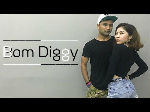 Bom Diggy | Zack Knight, Jasmin Walia | SK Choreography
