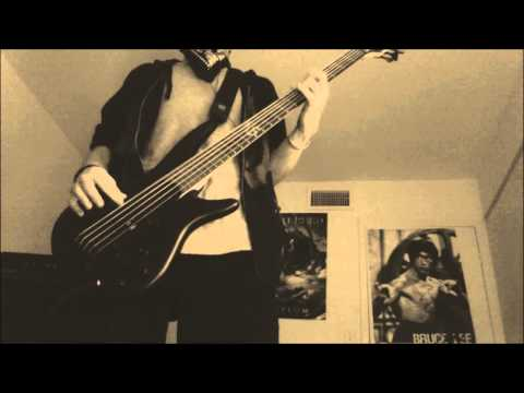 Korn - Blind: Bass Cover. K5 Bass.