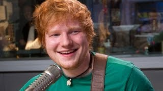 "Ed Sheeran - ""The A Team"" (Acoustic) 