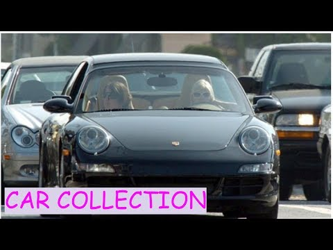 Elisha cuthbert car collection