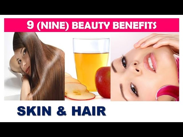 9 (Nine) Beauty Benefits - SKIN & HAIR, Pimple, Open pore, Wrinkle, White Hair, Hair fall