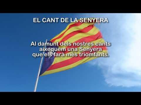 El Cant de la Senyera (Amb Lletra i Estelada)