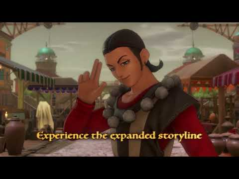 DRAGON QUEST XI S: Echoes of an Elusive Age - Definitive Edition - Video