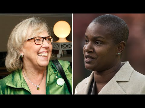 Annamie Paul is 'clearly' hurting the Green Party, says May