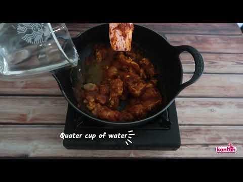Stir Fry Chicken Satay Tutorial