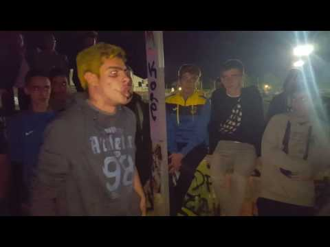 Necros - vs Tothy Cuartos - HalloweedBattle