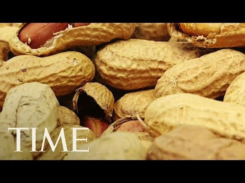 Immune-Based Therapy May Cure Kids Of Peanut Allergy, Training Reaction Through Probiotics | TIME
