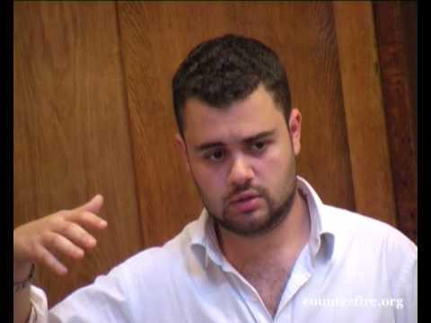Gaza Flotilla Testimony of Jamal Elshayyal   Palestine Solidarity Campaign meeting   London   Jun 9