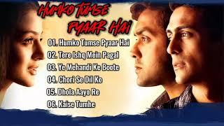 Humko Tumse Pyaar Hai Movie All Songs | Arjun Rampal, Amisha Patel, Bobby Deol | 90`s|Filmy Jukebox