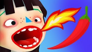 Fun Kids Cooking Games - Toca Kitchen 2 - Learn Making Funny Foods Gameplay Kids Games