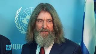 Федор Конюхов назначен Нацпослом ООН-Окружающая среда