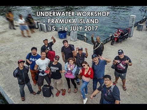 Underwater Workshop with Baby Margaretha
