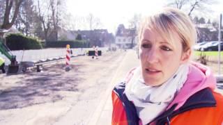 mags: Straßenunterhaltung